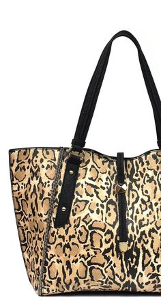 Carry all your essentials with style in a Jessica Simpson Sienna Tote