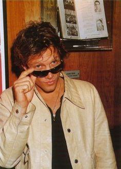 Jon Bon Jovi. My goooodnessss!