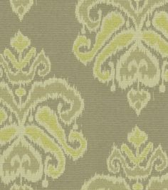 Upholstery Fabric-Waverly Focal Point Wasabi & Upholstery Fabric at Joann.com