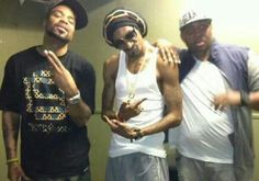 MethodMan, Snoop Dogg, Erick Sermon