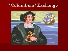 $ The Columbian Exchange A Power Point Lesson This is the perfect power point presentation to teach the Columbian Exchange.  The explanation for all that is included in the Columbian Exchange is illustrated and amplified by the slides and the many links leading to online animations, maps, and resources.  While the 38 slide presentation can stand alone, there is a worksheet available that mirrors several of the slides and the answer key is included in the presentation.