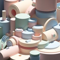 Shape + Form on Behance