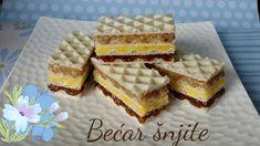 Desserts With Biscuits, Mousse Cake, Tiramisu, Waffles, Breakfast, Ethnic Recipes, Youtube, Food, Kitchen