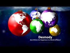Desmody - Best Wishes - Meilleurs Vœux - Auguri