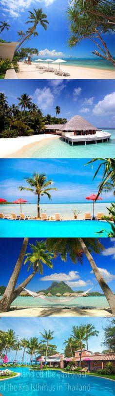 Thailand - this'll do