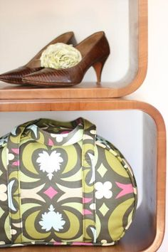 Amy Butler's Nigella Fabrics and The Sophia Carry All
