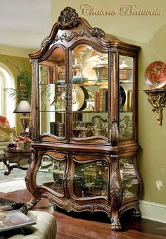 Chateau Beauvais Exclusive Bedroom by Aico | Aico Bedroom Furniture