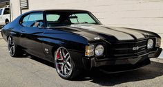 '71 Chevelle SS Resto-Mod. Awesome American Muscle Machine!