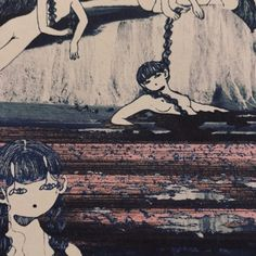 Emo, Art Folder, Creepy Art, Dark Anime, Aesthetic Art, Dark Art, Love Art, Cute Drawings, Art Inspo