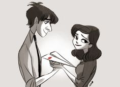 Paperman. Someday when I get married, rather than have bubbles or sparklers, I want people to throw paper airplanes!