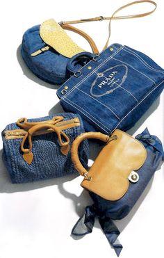 Denim Bags