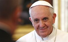 """Pope Francis vows to change 'narcissistic' Catholic Church Pope Francis has said he was determined to reform the """"Vatican-centric"""" and """"narcissistic"""" Catholic Church, as the Vatican bank published its accounts for the first time Pope Francis"""