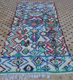 Marrakech Carpet