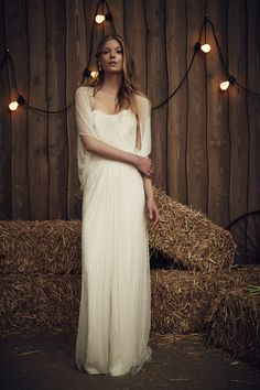 aa0c2f9d2c6 Aries with Star Jacket - Jenny Packham 2017 Bridal Collection