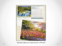 Kalender meja ao dan tips mendesain di percetakan ayu karawang