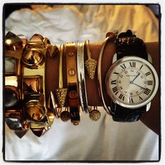 serious arm candy!