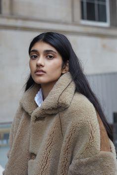 Fluffy coat | Teddy bear fur | Neelam Johal