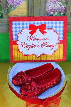 Wizard of Oz Birthday Party Ideas | Photo 14 of 30 | Catch My Party