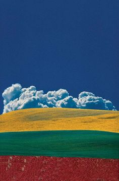 Franco Fontana is an Italian photographer born in Modena, on December, 9th, 1933. He is best known for his abstract colour landscapes.