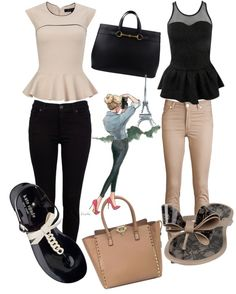 """""""Hmmm, what to wear?"""" by stephanie-carrasco-rosen on Polyvore"""