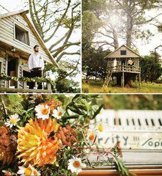 15 Beautiful Tree House For Wedding Ideas
