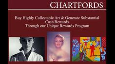 Buy Higly Collectable Art And Generate CashRewards #chartfords #chartfordsopportunity #opportunity #business #cashback #Art