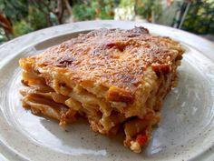 νόστιμα και χρήσιμα: Συνταγή: Παστίτσιο με μανιτάρια http://nostimakaixrisima.blogspot.gr/2015/02/blog-post_14.html