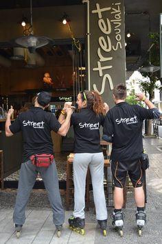 Η πιο γρήγορη ομάδα delivery ονομάζεται Street Souvlaki!
