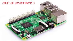Free Raspberry Pi 3, Banana Pi M3 and Grid EYE giveaway by Allchips
