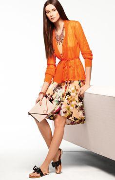 Celebrate spring style with Simply Vera Vera Wang. #Kohls