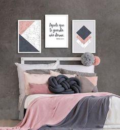 Bedroom Colors, Home Decor Bedroom, Bedroom Wall, Girls Bedroom, Glamour Decor, Home Design Decor, My Room, Girl Room, Cute Room Decor