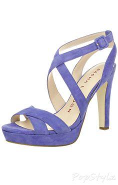 Sacha London Remy Leather Sandal