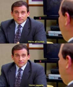 The 37 Wisest Things Michael Scott Ever Said - I miss him in The Office.