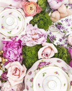 Creating a concept: Product Styling and Photography by Shay Cochrane. Garden Party. Adrienne Bosh - Sparkle and Sine Darling.