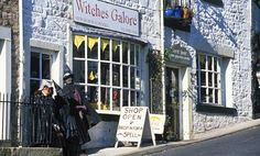 Witches Galore, Newchurch in Pendle  For all your witchy souvenirs