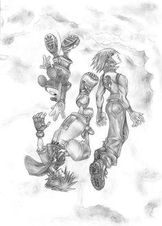 Kingdom Hearts By Evi Stm