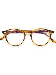 Pantos Paris round adaptable glasses