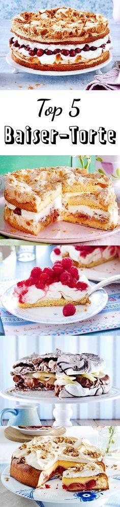 Von klassisch bis neu interpretiert. Yummy Treats, Delicious Desserts, Dessert Recipes, Yummy Food, Sweets Cake, Cakes And More, No Bake Cake, Amazing Cakes, Sweet Recipes
