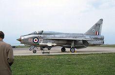 #flickr #plane #1971 #Lightning #RAF