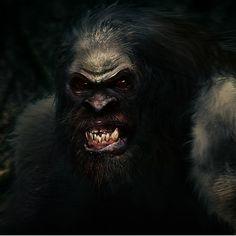gigantopithecus | Another Gigantopithecus Bust