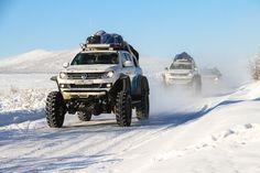 Amarok 2014 expedition