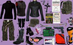 Zombie gear.