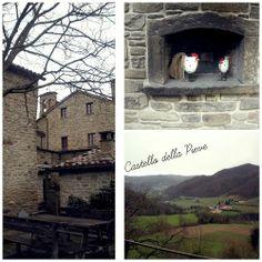 Castello della Pieve - Mercatello sul Metauro, Marche, Italy