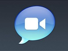 Video Chat Logo Design Free Template