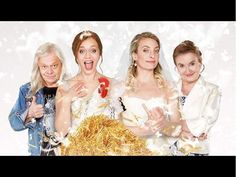 New comedy movie - Two brides and one wedding ! New Comedy Movies, Films, Two Brides, Prom Dresses, Formal Dresses, Cinematography, Wedding, Fashion, 2016 Movies