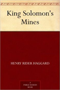 AmazonSmile: King Solomon's Mines eBook: Henry Rider Haggard: Kindle Store