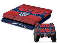 Super18 game NBA ATL Hawks Decal Sticker Skin For Playstation 4 ConsoleControllers * You can get additional details at the image link.Note:It is affiliate link to Amazon.