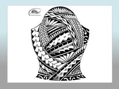 Polynesian Style Tattoo Designs Page Five