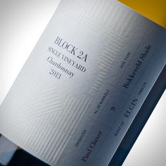 Woolworths - Single Vineyard on Behance