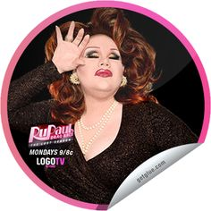 Originals by Italia unlocked the #RuPaulsDragRace: #VictoriaParker #Porkchop #Logo #sticker on #GetGlue  Welcome to #TheLostSeasonRuVealed.  Porkchop may be the first queen ever eliminated on #DragRace but she has 100% #Charisma, #Uniqueness, #Nerve and #Talent. Share this one proudly. It's from our friends at #Logo.  Check-in to RuPaul's Drag Race on http://getglue.com/tv_shows/rupauls_drag_race?s=tu&ref=OriginalsbyItalia
